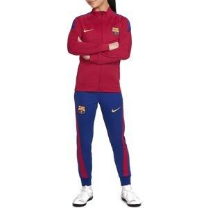 Souprava Nike FC Barcelona Academy Pro Big Kids  Dri-FIT Soccer Tracksuit