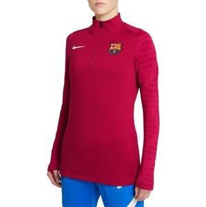 Triko s dlouhým rukávem Nike FC Barcelona Strike Women s Soccer Drill Top