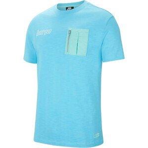Triko Nike FCB M NSW ME TOP SS BW