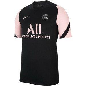 Triko Nike Paris Saint-Germain Strike Away Men s  Dri-FIT Short-Sleeve Soccer Top