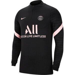 Triko s dlouhým rukávem Nike Paris Saint-Germain Strike Away Men s  Dri-FIT Soccer Drill Top