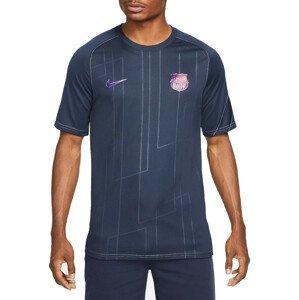 Triko Nike FC Barcelona Away Men s Pre-Match Short-Sleeve Soccer Top