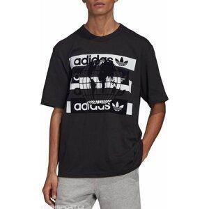 Triko adidas Originals F MSG LG TEE