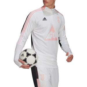 Triko s dlouhým rukávem adidas JUVE HU TR TOP