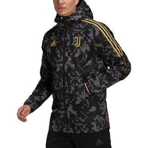 Bunda s kapucí adidas JUVE CNY JKT