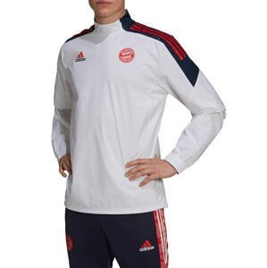 Triko s dlouhým rukávem adidas FCB EU HYB TOP