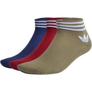 Ponožky adidas Originals TREF ANK SCK HC
