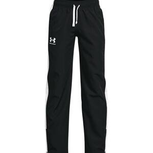 Kalhoty Under Armour UA Woven Track Pants-BLK