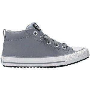 Obuv Converse Converse CTAS Street Boot Kids Grau Silber F048