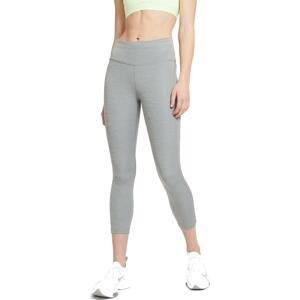 Legíny Nike  Fast Women s Mid-Rise Crop Running Leggings
