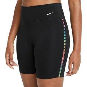 Šortky Nike W  ONE RAINBOW LDR 7 SH