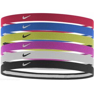 Čelenka Nike  SWOOSH SPORT HEADBANDS 6PK 2.0