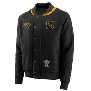 True Classics Shield Letterman Jacket