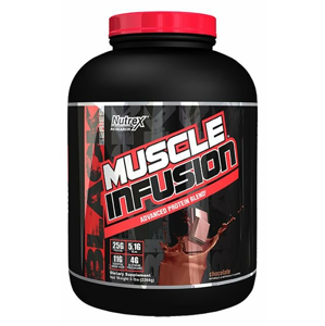 Muscle Infusion Protein - Nutrex 2270 g Vanilka