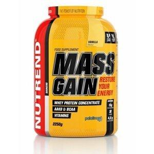 Mass Gain - Nutrend 2250 g Banán
