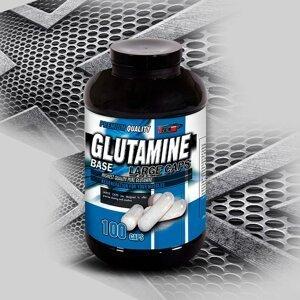 Glutamine Base - Vision Nutrition 100 kaps.