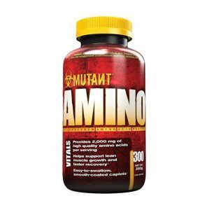 Mutant Amino - PVL 300 tbl.