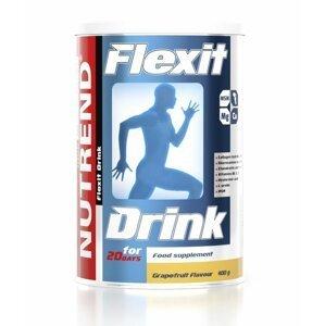 Flexit drink - Nutrend 400 g Strawberry