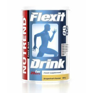 Flexit drink - Nutrend 400 g Orange