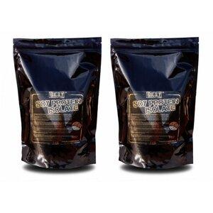 1 + 1 Zdarma: Soy Protein Isolate Neutrál od Best Nutrition 1,0 kg + 1,0 kg Neutral
