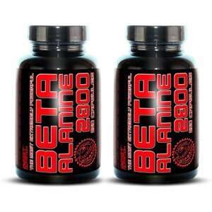 1 + 1 Zdarma: Beta-Alanin od Best Nutrition 120 kaps. + 120 kaps.