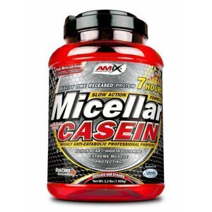 Micellar Casein - Amix 1000 g Vanilka