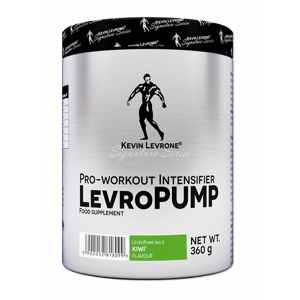 Levro Pump - Kevin Levrone 12 g (1dávka) Strawberry+Pineapple