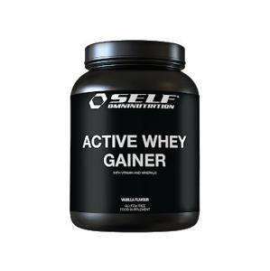 Active Whey Gainer od Self OmniNutrition 3000 g Arašidové maslo-Čokoláda