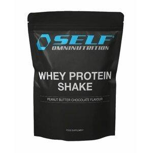Whey Protein Shake od Self OmniNutrition 1000 g Čučoriedka+Vanilka