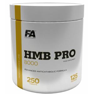 HMB Pro 8000 od Fitness Authority 250 tbl.