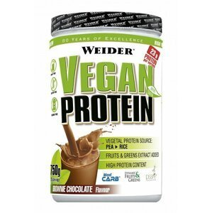 Vegan Protein od Weider 750 g Iced cappuccino