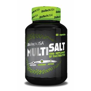 Multisalt - Biotech USA 60 kaps.