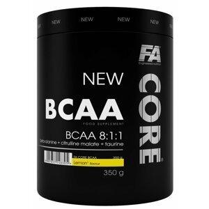 BCAA CORE 8: 1: 1 - Fitness Authority 350 g Orange