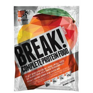 Break! Complete Protein Food - Extrifit 90 g Strawberry
