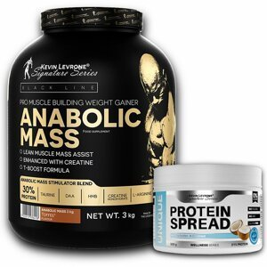 Anabolic Mass 3,0 kg - Kevin Levrone 3000 g Coffee Frappe