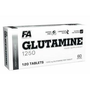 Glutamine 1250 od Fitness Authority 120 tbl.