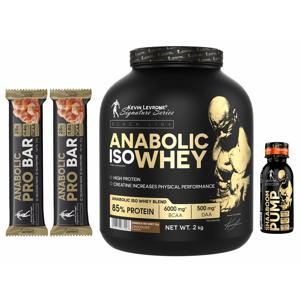 Anabolic Iso Whey - Kevin Levrone 2000 g Strawberry