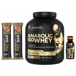 Anabolic Iso Whey - Kevin Levrone 2000 g White Chocolate Coconut