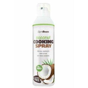 Sprej na pečení: Coconut Cooking Spray - GymBeam 201 g