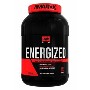 Be Line Energized - Amarok Nutrition 2000 g Lemon