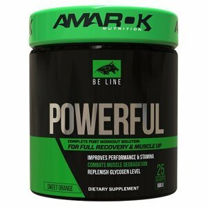 Be Line Powerful - Amarok Nutrition 500 g Pineapple