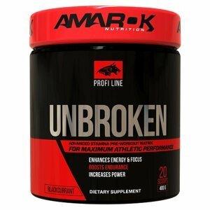 Profi Line Unbroken - Amarok Nutrition 400 g Green Apple