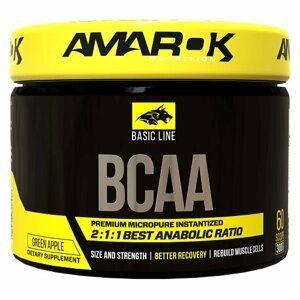 Basic Line BCAA - Amarok Nutrition 300 g Tropical