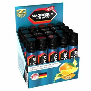 Magnesium + B6 Shots od Z-Konzept 20 x 25 ml. Orange