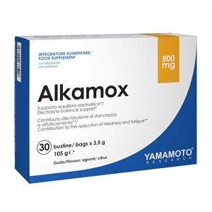 Alkamox (draslík a hořčík v citrátové formě) - Yamamoto 30 bags x 3,5 g