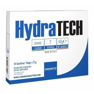 HydraTech (Hořčík + Draslík + Sustamine) - Yamamoto 14 bags x 3 g Orange