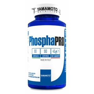 Phosphate Pro (podporuje správné fungování mozku) - Yamamoto 90 kaps.