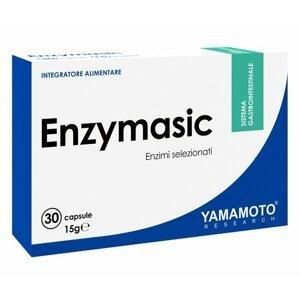 Enzymasic (3 typy trávicích enzymů) - Yamamoto 30 kaps.