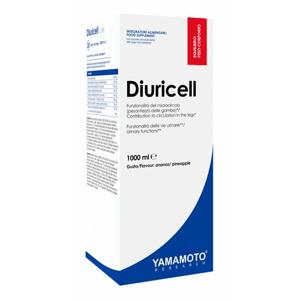 Diuricell (čistící a odvodňovací účinky) - Yamamoto 1000 ml. Pineapple
