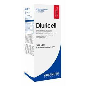 Diuricell (čistící a odvodňovací účinky) - Yamamoto 1000 ml. Lemon + Ginger